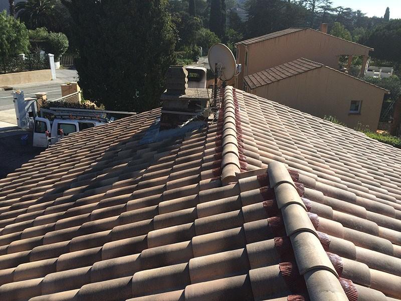Rénovation de toiture à La Croix Valmer - ITB :: Innovation Toit et Bois, Draguignan, Les Arcs ...