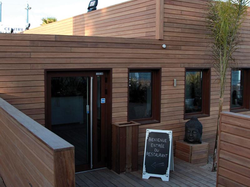 Maison ossature bois u itb innovation toit et bois draguignan