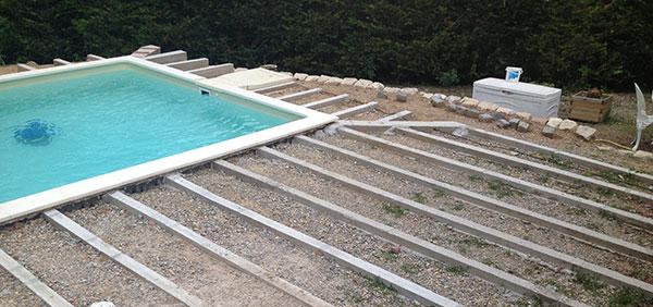 Construction d\'une terrasse en bois dans le Var – ITB :: Innovation ...