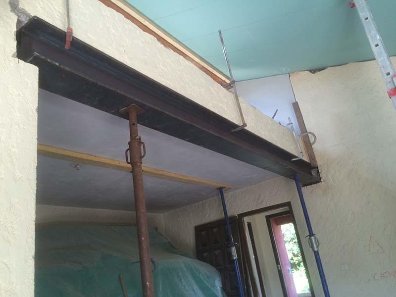r alisation d une toiture avec panneau isolant de marque quickciel itb innovation toit et. Black Bedroom Furniture Sets. Home Design Ideas